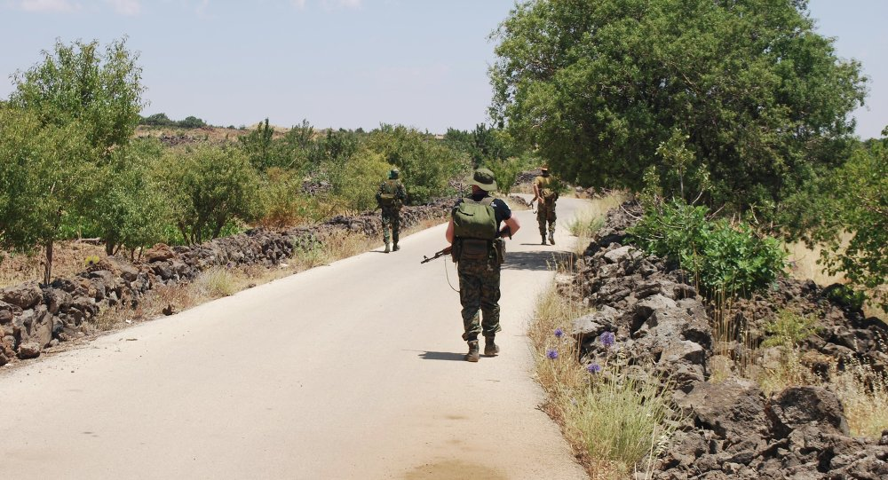 Photo of قواتنا تسيطر على مساحات جديدة بريف دمشق