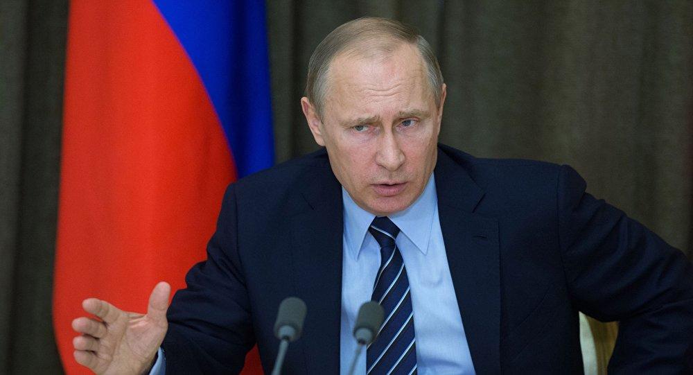 Photo of بوتين يوضح استجابة روسيا للاسد