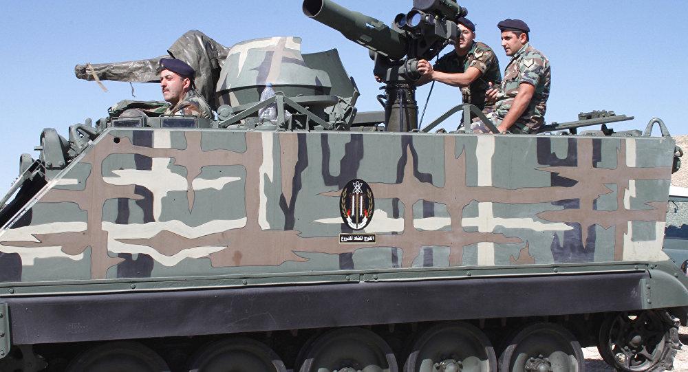 Photo of الجيش اللبناني يقصف داعش قرب الحدود