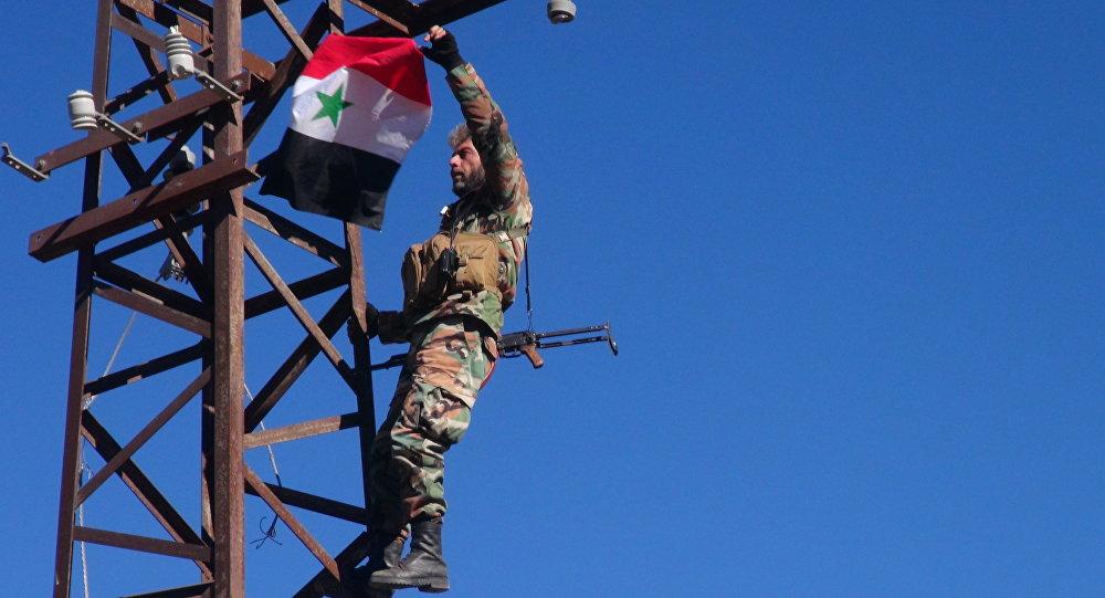 Photo of تدمير أليا أرهابية بريف حماة،  وعمليات مركزة بريف دمشق