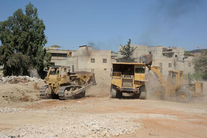 Photo of اهتمام حكومي بالمشاريع العمرانية