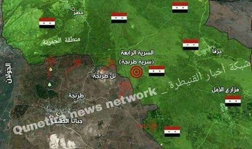 Photo of الوضع الميداني في القنيطره