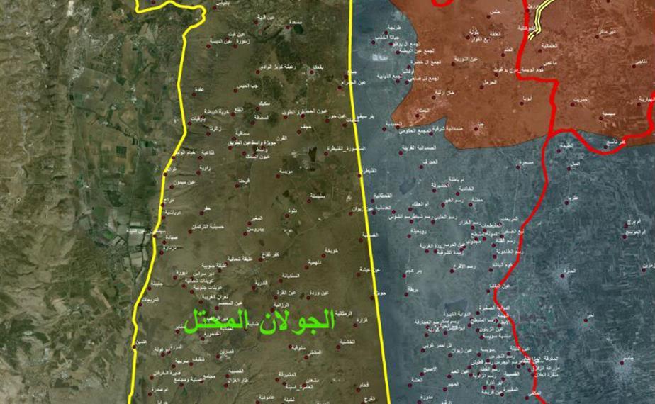 Photo of الجنوب السوري يفضح المساكنة بين إسرائيل و«النصرة»