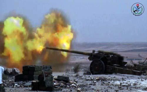 Photo of تدمير مقرات إرهابية بأرياف إدلب وحماة