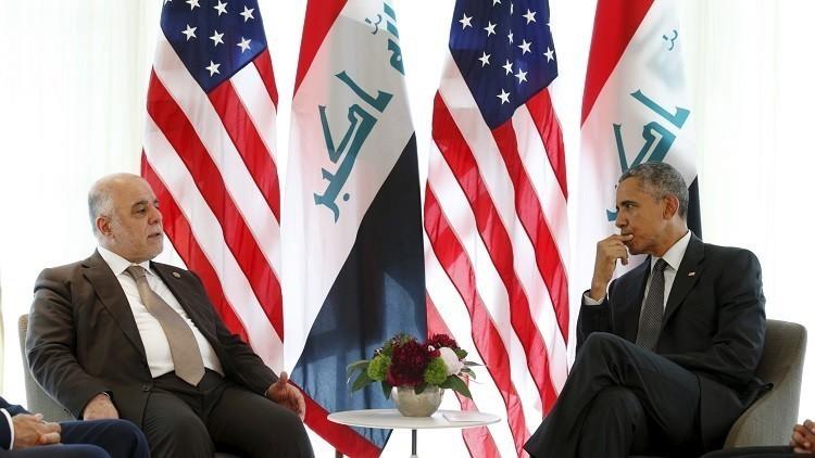 Photo of أوباما يعرض مساعدة على العبادي