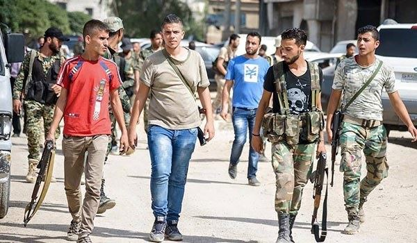 Photo of خلافات بين إرهابيي المعضمية بشأن المصالحة