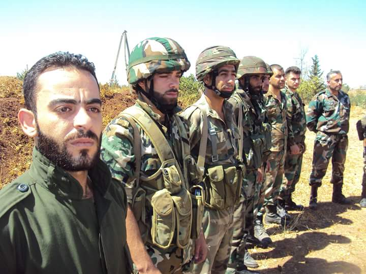 "Photo of بتوجيه ودعم اسرائيلي ""جبهة الجولان""…. بدأت تشتعل"