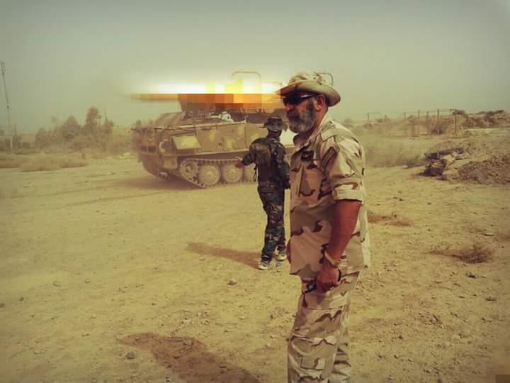 Photo of اسود الحرس الجمهوري يتقدمون بدير الزور