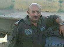 Photo of سقوط طائرة حربية بدير الزور واستشهاد قائدها