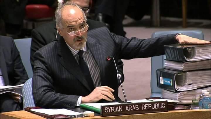 Photo of الجعفري: لا نحتاج مساعدات نحن بحاجة لوضع حدّ للإرهاب