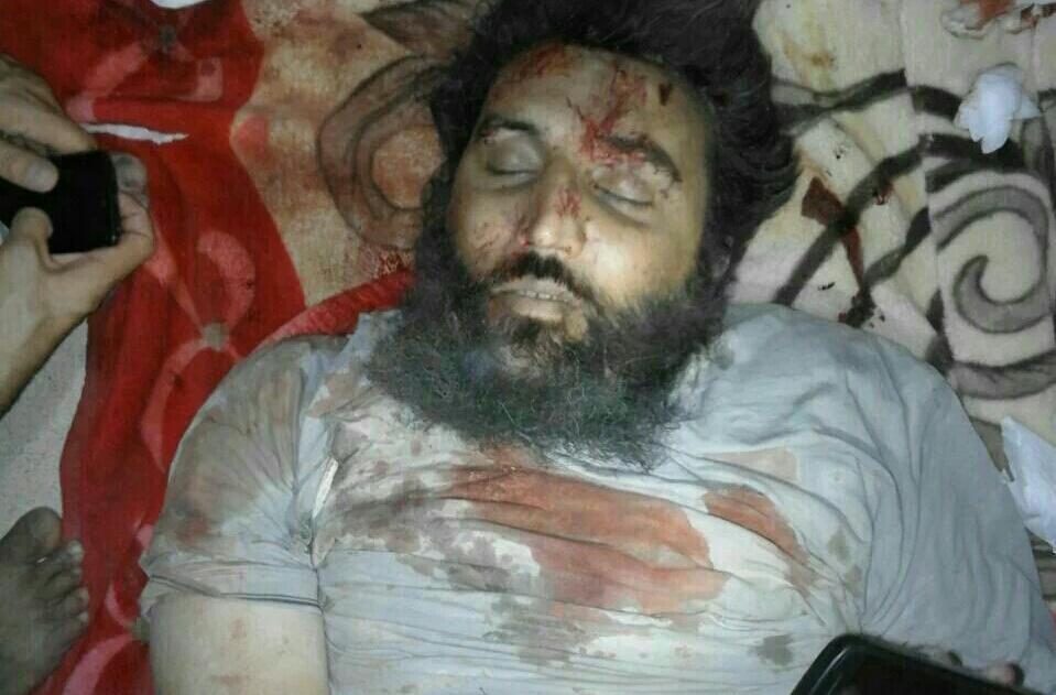 Photo of أبو عمر سراقب قتيلاً بريف حلب