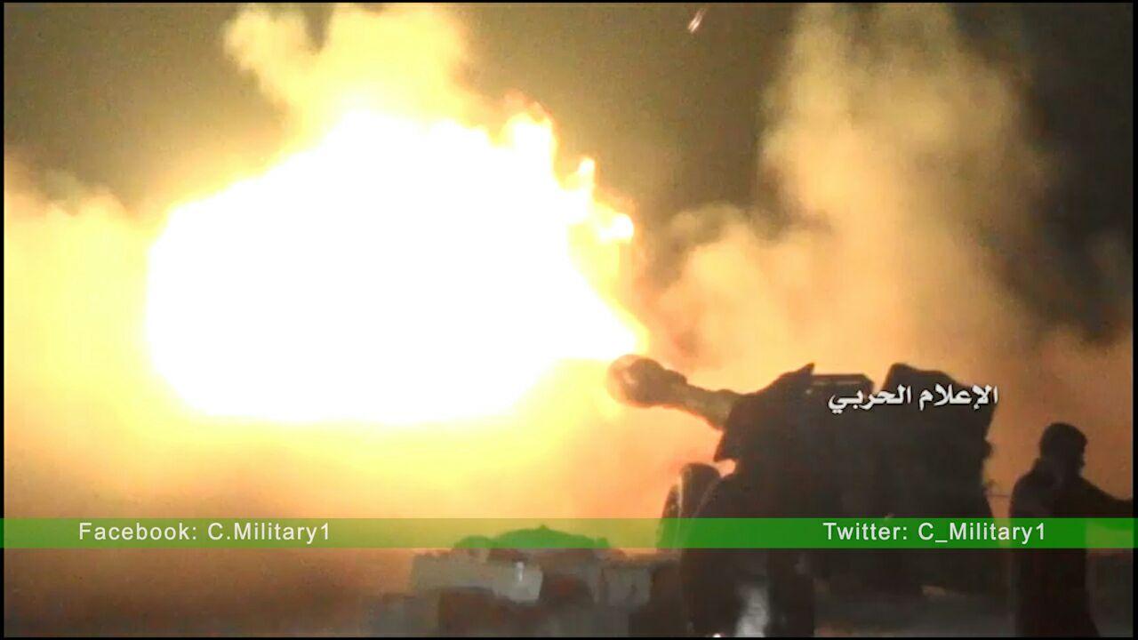 Photo of تعزيزات عسكرية تصل ريف حماة