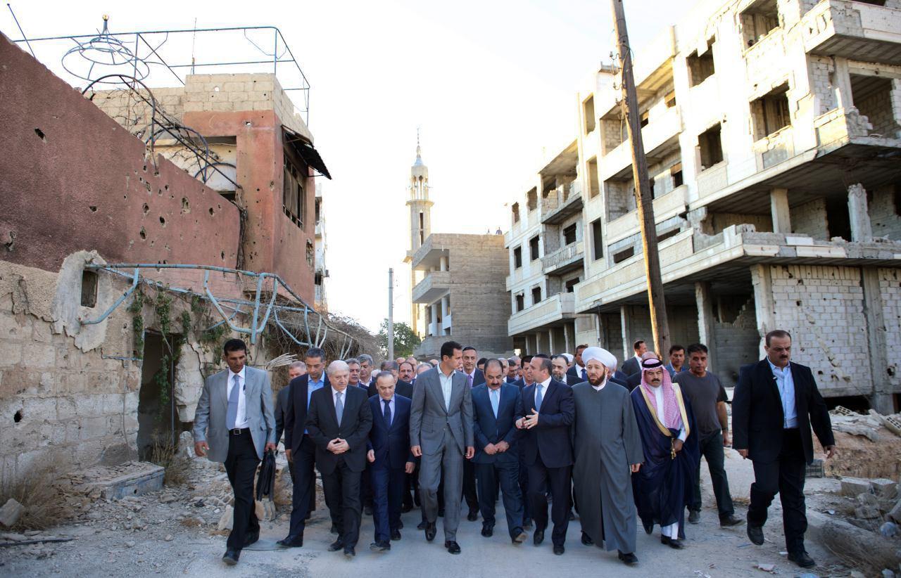 Photo of جولة الأسد بداريا ..