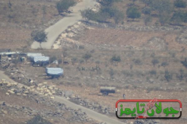 Photo of هجوم إرهابي ودعم اسرائيلي لإرهابيي ريف القنيطرة