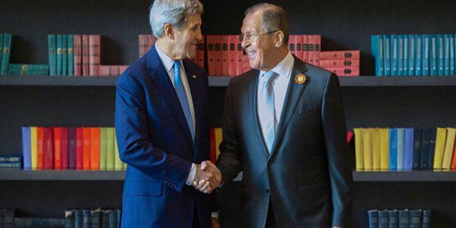 Photo of اتفاق روسي امريكي على اجراء مباحثات حول سوريا ب ٢٩ ايلول