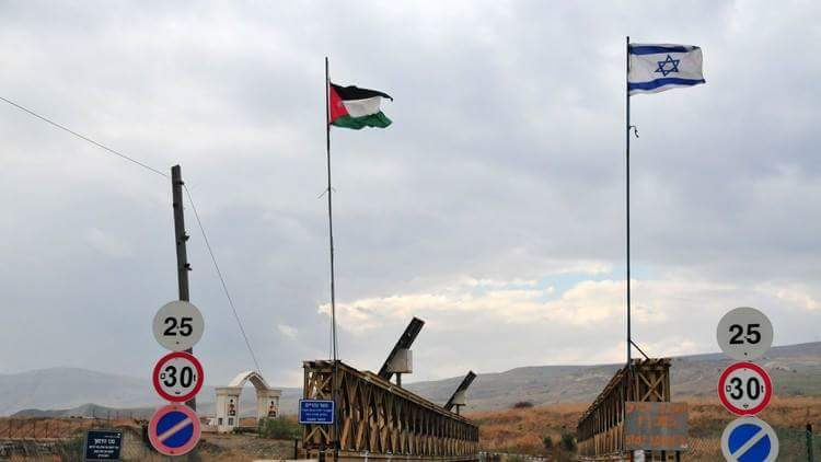 Photo of سراً… زيارة عسكرية إردنية لـ اسرائيل