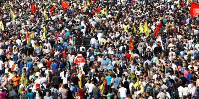 Photo of تظاهرات ألمانية ضد أردوغان