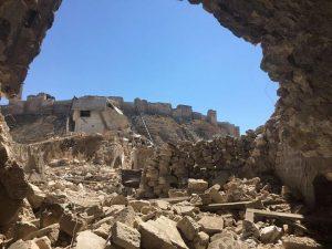 Photo of مجزرة بمدينة الباب