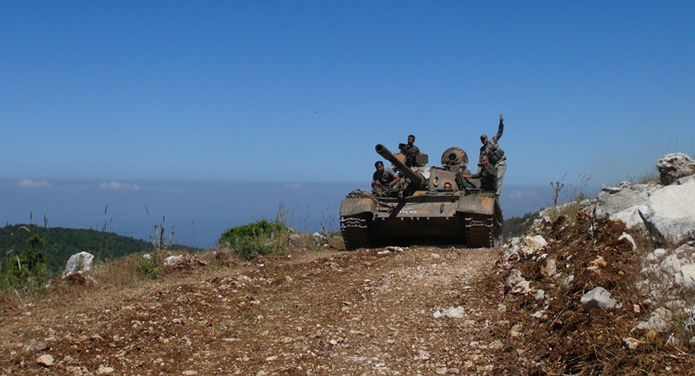 Photo of الجيش يتقدم بخان الشيح
