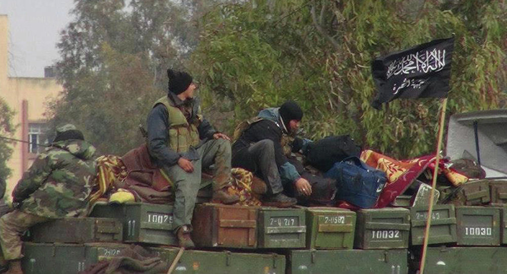 Photo of تدفق السلاح من أوروبا الشرقية إلى سوريا مستمر وبإشراف أمريكي خليجي.