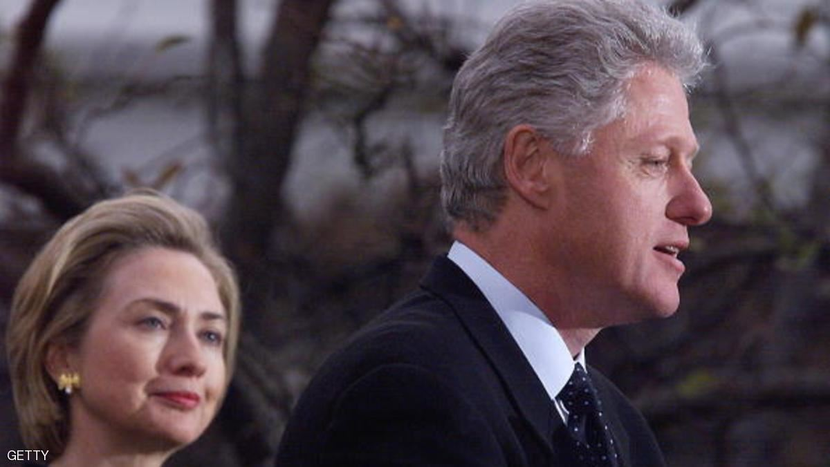 Photo of عشيقة بيل كلينتون المجهولة قضت بحريق مدبّر!
