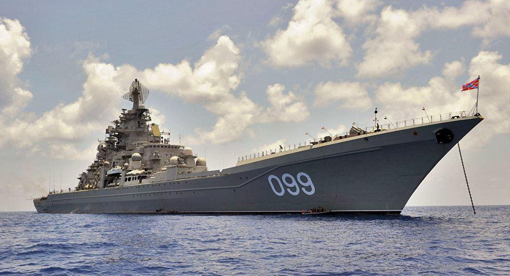 Photo of أضخم سفينة نووية فى العالم… تحمي سواحل سوريا!