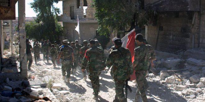 Photo of انجازات الجيش يوم امس بحلب