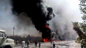 Photo of تدمير صهاريج مازوت لداعش بريف السويداء