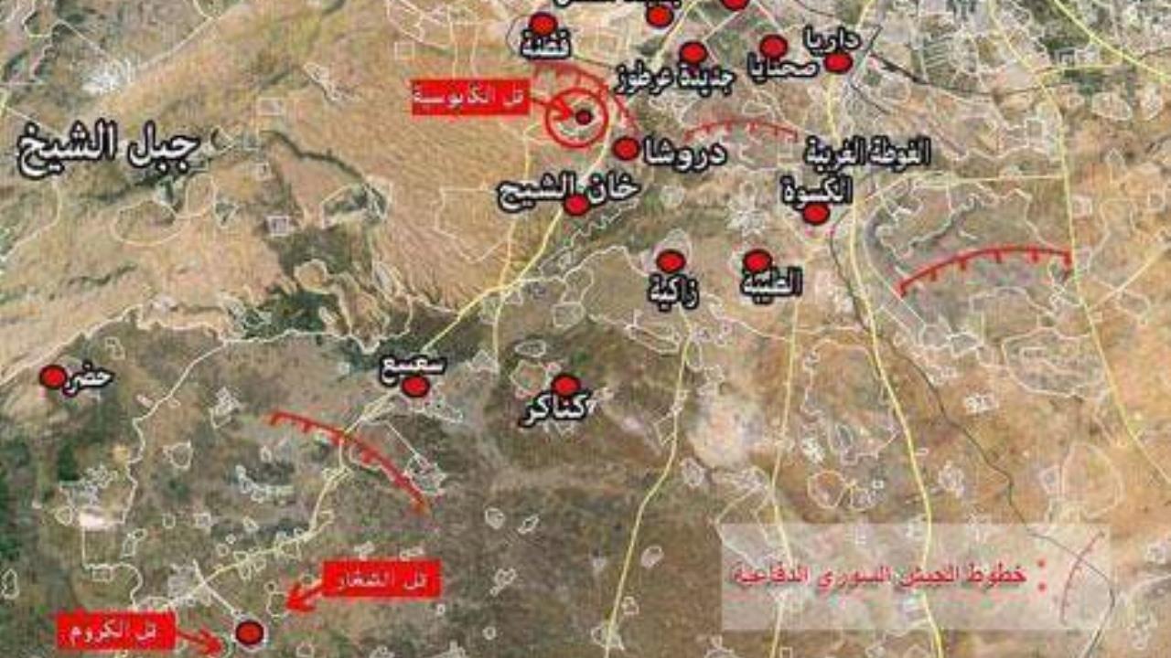 Photo of غوطة دمشق الغربية .. هل حان وقت الحسم؟