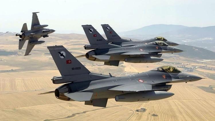 Photo of دمشق تهدد باسقاط أي طائرة تركية