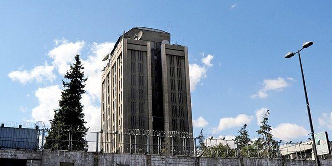 Photo of استهداف السفارة الروسية بدمشق بعدة قذائف