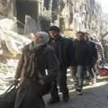 بدجعم الحكومة السورية، أبناء اليرموك إلى امتحاناتهم