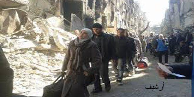 Photo of بدجعم الحكومة السورية، أبناء اليرموك إلى امتحاناتهم