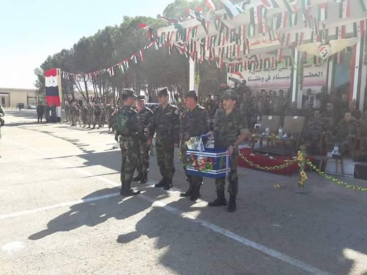 Photo of قاعدة كويرس تحتفل بتخريج دفعة من الطياريين.