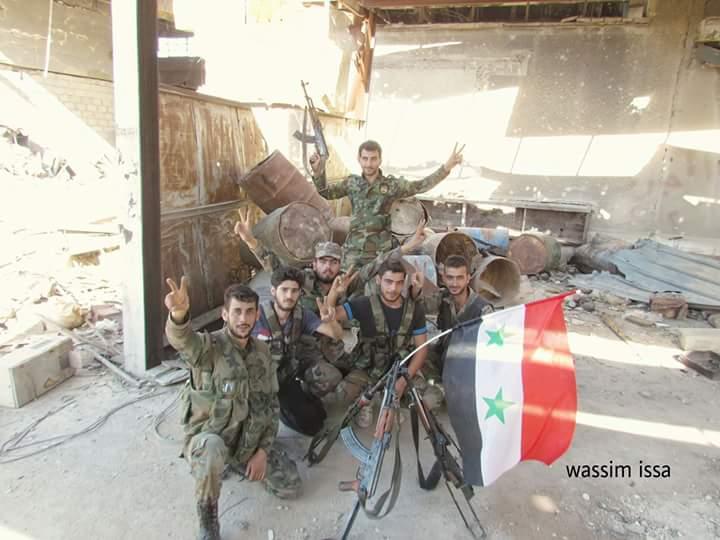 Photo of الجيش يفشل هجوم إرهابي بمحيط جوبر