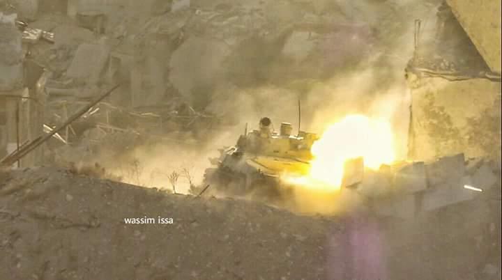 Photo of مقتل إرهابيين بريف درعا