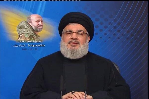 Photo of نصر الله: معركتنا بحلب مصيرية