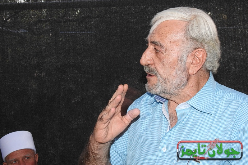 Photo of فيديو الكلمات التي القيت في تكريم المناضل سعيد نفاع