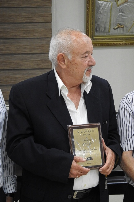 Photo of أمسية ثقافية مع الأديب المحامي وليد الفاهوم