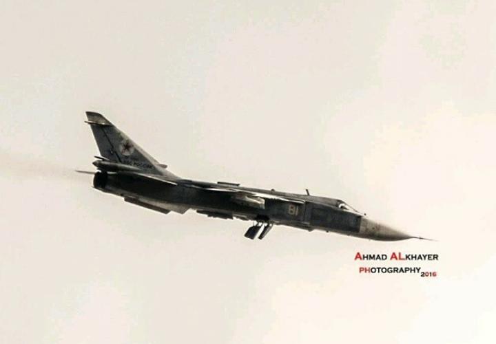 Photo of الطيران الحربي يقضي على ٢٩ إرهابياً بادلب