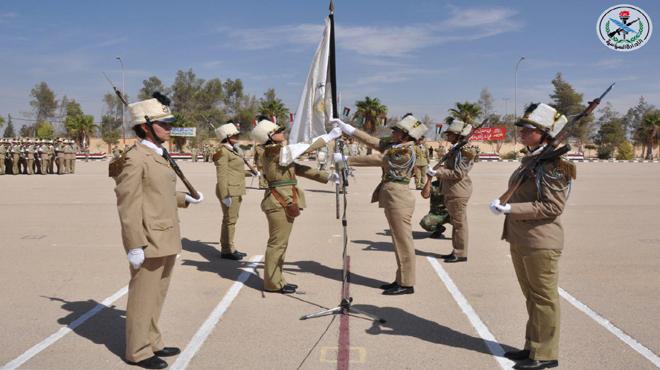 Photo of تخريج دفعة جديدة من طالبات الكلية العسكرية