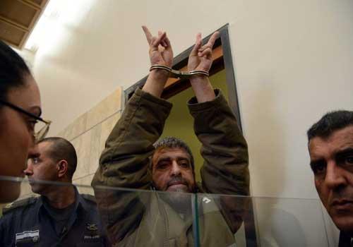 "Photo of مجدداً.. الاحتلال الاسرائيلي يؤجل محاكمة "" صدقي المقت"""
