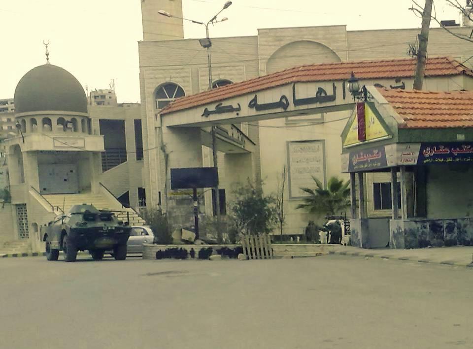 Photo of الهامة تهدد بافشال مصالحة قدسيا