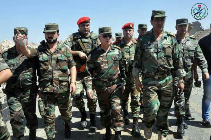 Photo of معارك شرسة ينفذها الجيش بحلب