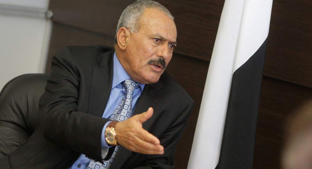 Photo of صالح يدعو لرد على عدوان أل سعود