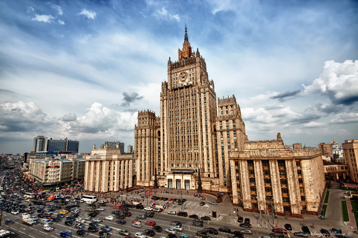 Photo of Russian Foreign Ministry: Terrorists' attack on Aleppo should be unconditionally condemned by international community