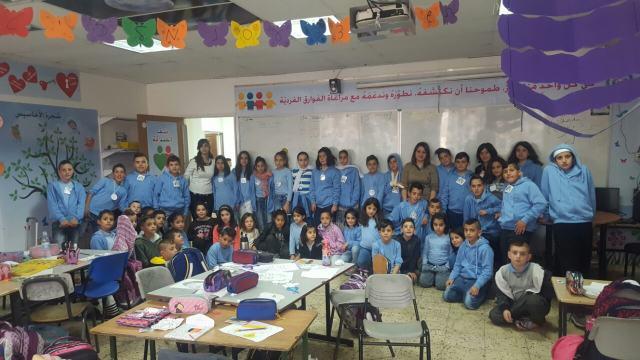 Photo of يوم الطفل العالمي في مدرسة بقعاثا الابتدائية أ