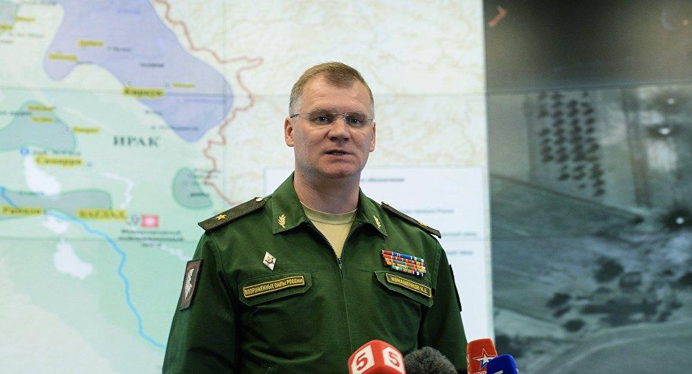 Photo of الدفاع الروسية: الطيران الروسي لا يغير على حلب منذ 29 يوما