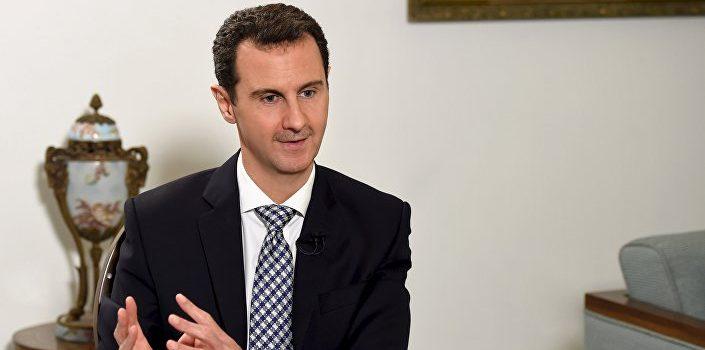 Photo of ترامب يحذر من الاعتداء على الأسد