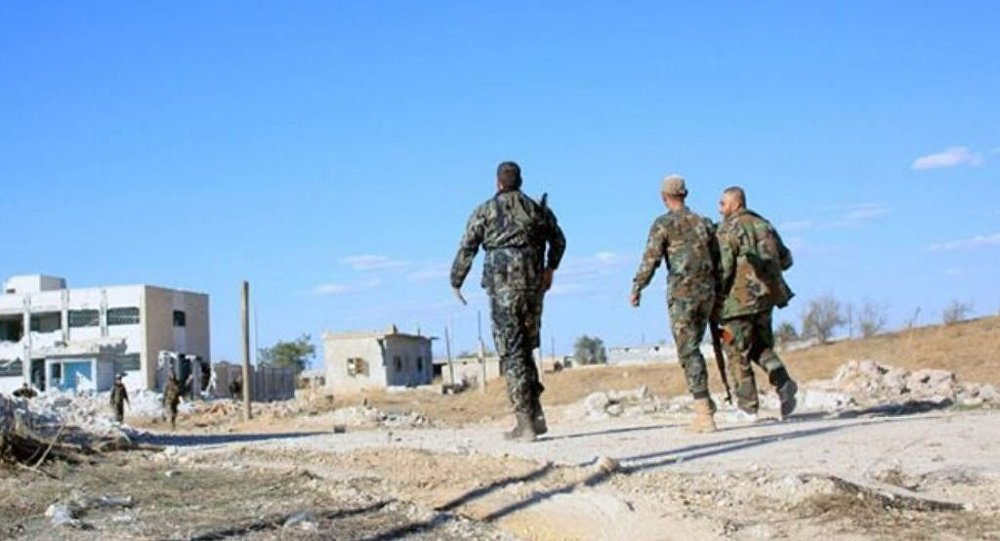 Photo of إحباط عملية تسلل إرهابيي إلى حماة